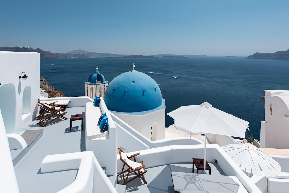 Global Key Door Unlocked: Greece, Top 5 Private Villas